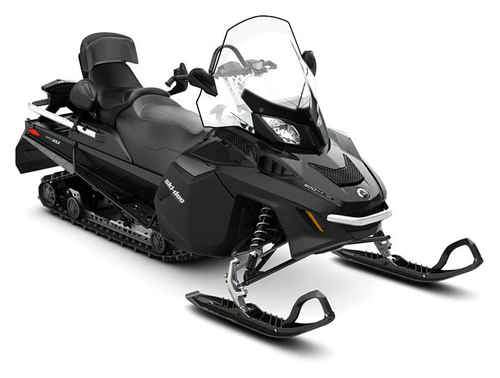 2018 Ski-Doo Expedition LE 600 H.O. E-TEC in Omaha, Nebraska