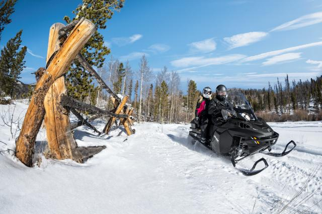 2018 Ski-Doo Expedition SE 600 H.O. E-TEC in Island Park, Idaho
