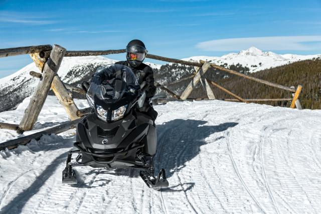 2018 Ski-Doo Expedition SE 600 H.O. E-TEC in Yakima, Washington