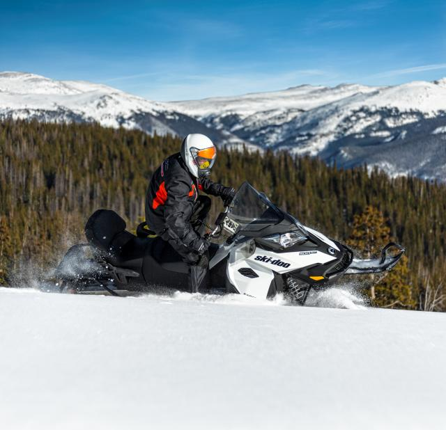 2018 Ski-Doo Expedition Sport 550F in Honesdale, Pennsylvania