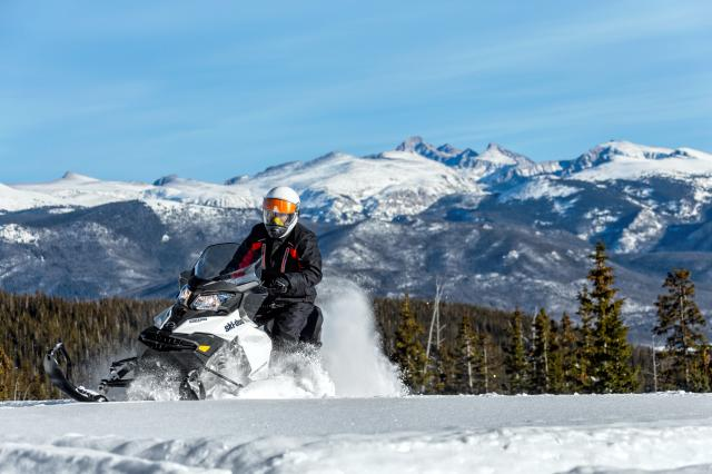 2018 Ski-Doo Expedition Sport 550F in Island Park, Idaho