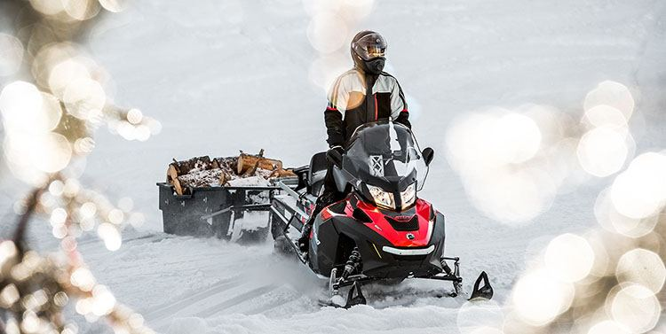 2018 Ski-Doo Expedition SWT in Springville, Utah
