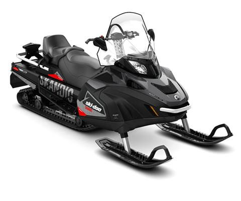 2018 Ski-Doo Skandic SWT 600 H.O. E-TEC in Clinton Township, Michigan