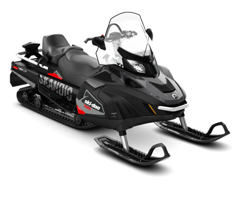 2018 Ski-Doo Skandic SWT 900 ACE in Ponderay, Idaho
