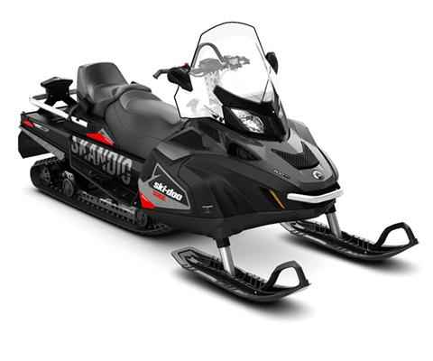 2018 Ski-Doo Skandic SWT 900 ACE in Great Falls, Montana
