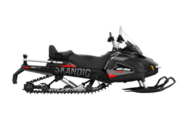 2018 Ski-Doo Skandic WT 900 ACE in Presque Isle, Maine