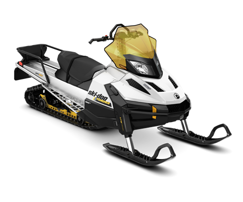 2018 Ski-Doo Tundra LT 550F ES in Lancaster, New Hampshire