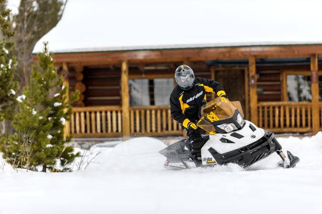 2018 Ski-Doo Tundra LT 600 ACE ES in Eugene, Oregon