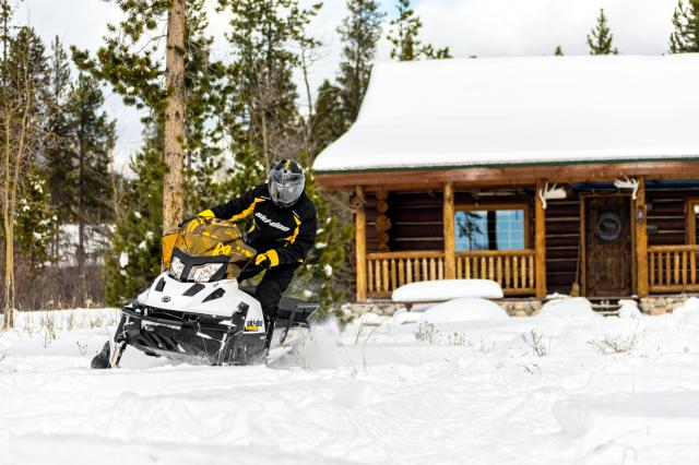 2018 Ski-Doo Tundra LT 600 ACE ES in Cottonwood, Idaho