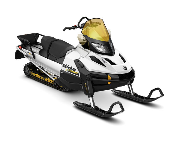 2018 Ski-Doo Tundra Sport 550F ES in Colebrook, New Hampshire