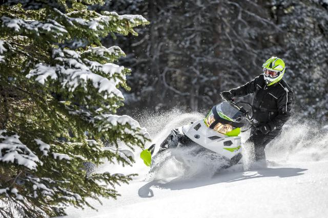 2018 Ski-Doo Tundra XTREME 600 HO E-TEC ES in Fond Du Lac, Wisconsin - Photo 3