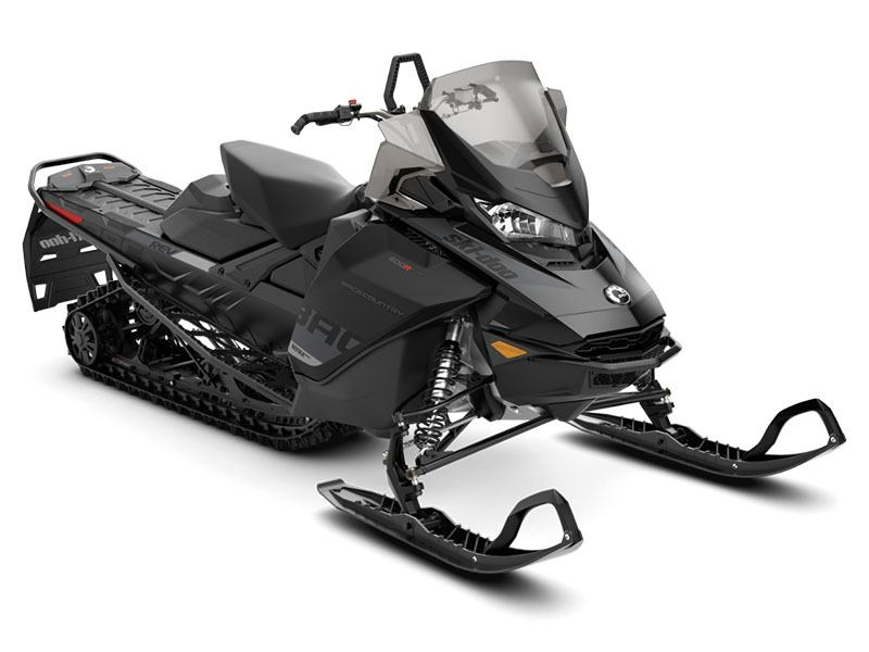 2019 Ski-Doo Backcountry 600R E-Tec in Waterbury, Connecticut - Photo 1