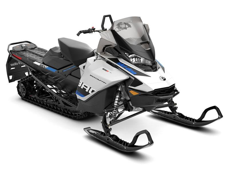 2019 Ski-Doo Backcountry 600R E-Tec in Towanda, Pennsylvania - Photo 1