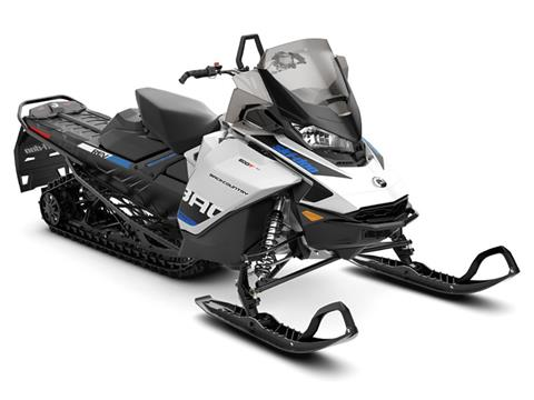 2019 Ski-Doo Backcountry 600R E-Tec in Augusta, Maine