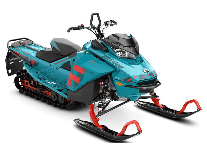 2019 Ski-Doo Freeride 137 850 E-TEC PowderMax 2.25 S_LEV in Munising, Michigan
