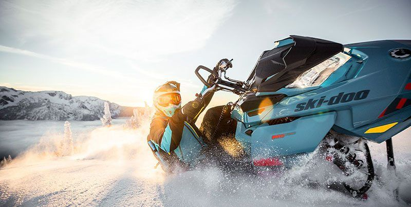 2019 Ski-Doo Freeride 137 850 E-TEC PowderMax 2.25 S_LEV in Antigo, Wisconsin