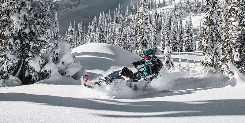 2019 Ski-Doo Freeride 137 850 E-TEC SS PowderMax 2.25 S_LEV in Moses Lake, Washington - Photo 2