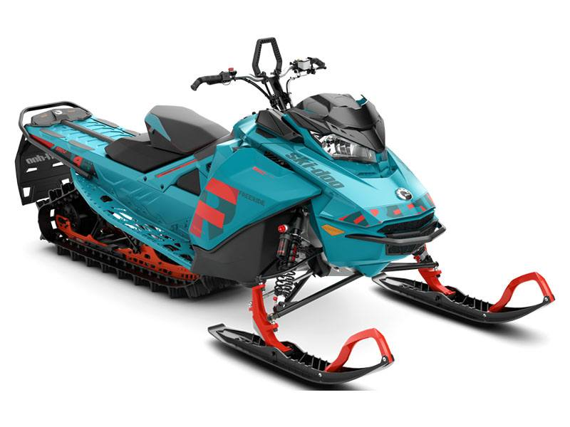 2019 Ski-Doo Freeride 146 850 E-TEC ES PowederMax II 2.5 S_LEV in Woodinville, Washington