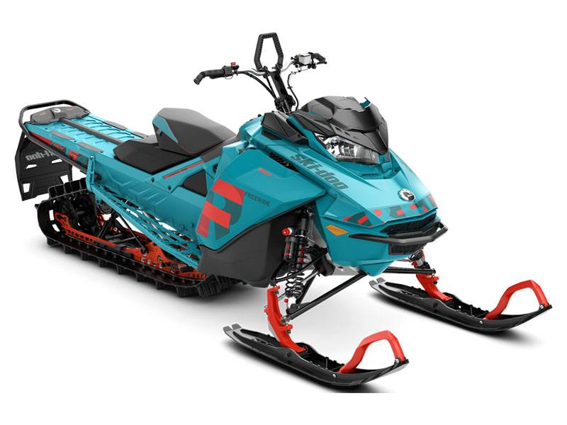 2019 Ski-Doo Freeride 154 850 E-TEC ES PowderMax Light 2.5 S_LEV in Barre, Massachusetts