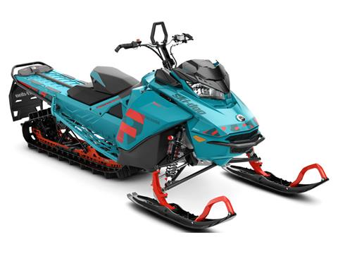 2019 Ski-Doo Freeride 154 S-38 850 E-TEC ES PowderMax Light 2.5 S_LEV in Baldwin, Michigan
