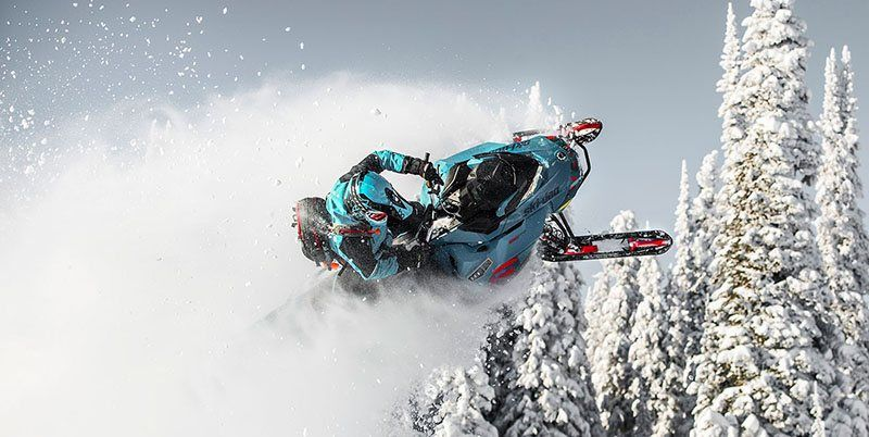 2019 Ski-Doo Freeride 165 850 E-TEC ES PowderMax Light 3.0 H_ALT in Sierra City, California