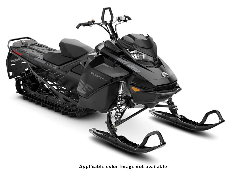 2019 Ski-Doo Summit SP 146 600R E-TEC SHOT PowderMax II 2.5 w/ FlexEdge in Unity, Maine - Photo 1