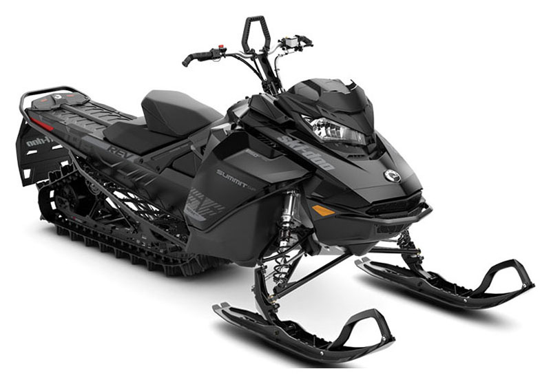 2019 Ski-Doo Summit SP 146 850 E-TEC ES PowderMax II 2.5 w/Flexedge in Ponderay, Idaho - Photo 1