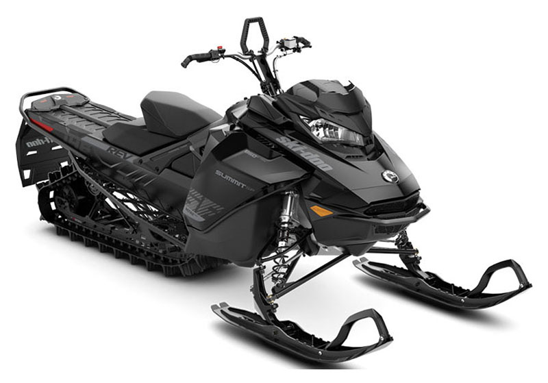 2019 Ski-Doo Summit SP 154 850 E-TEC ES PowderMax Light 2.5 w/ FlexEdge in Augusta, Maine - Photo 1