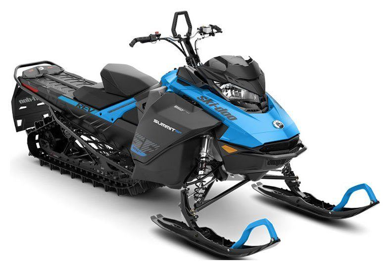 2019 Ski-Doo Summit SP 154 850 E-TEC ES PowderMax Light 3.0 w/ FlexEdge in Derby, Vermont - Photo 1