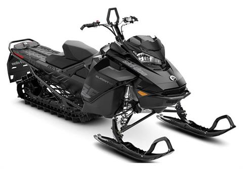2019 Ski-Doo Summit SP 154 850 E-TEC ES PowderMax Light 3.0 w/ FlexEdge in Colebrook, New Hampshire