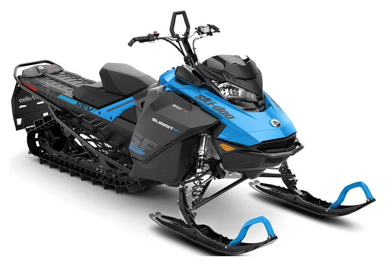 2019 Ski-Doo Summit SP 154 850 E-TEC SHOT PowderMax Light 3.0 w/ FlexEdge in Great Falls, Montana - Photo 1