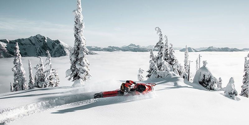 2019 Ski-Doo Summit SP 165 850 E-TEC SHOT PowderMax Light 3.0 w/ FlexEdge in Wasilla, Alaska