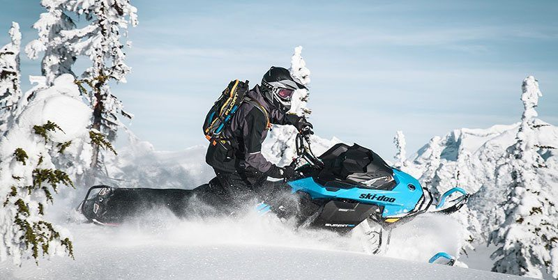 2019 Ski-Doo Summit SP 175 850 E-TEC ES PowderMax Light 3.0 w/ FlexEdge in Clinton Township, Michigan - Photo 9