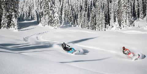 2019 Ski-Doo Summit X 154 850 E-TEC ES PowderMax Light 2.5 H_ALT in Island Park, Idaho