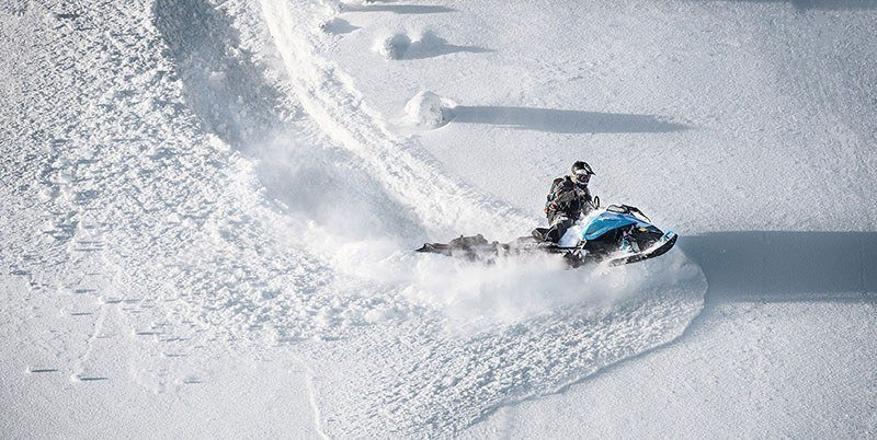 2019 Ski-Doo Summit X 154 850 E-TEC ES PowderMax Light 2.5 H_ALT in Wilmington, Illinois