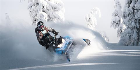 2019 Ski-Doo Summit X 154 850 E-TEC ES PowderMax Light 2.5 S_LEV in Island Park, Idaho