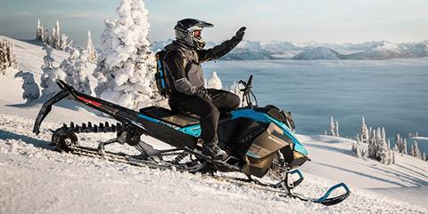 2019 Ski-Doo Summit X 154 850 E-TEC ES PowderMax Light 3.0 w/ FlexEdge HA in Hillman, Michigan - Photo 2