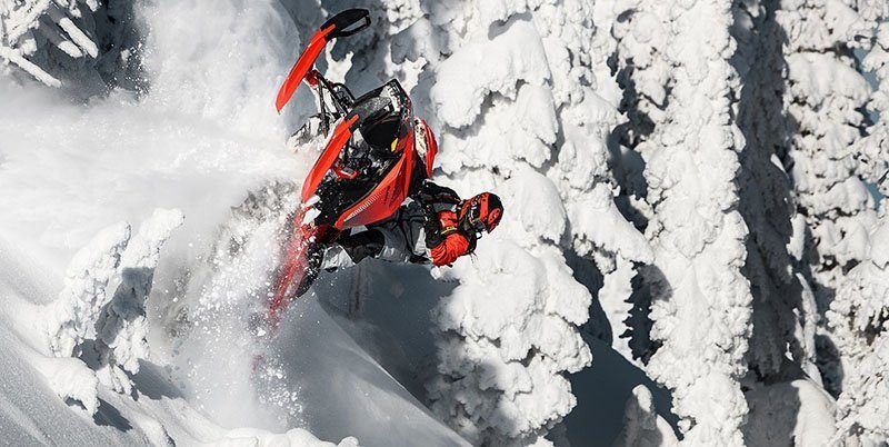 2019 Ski-Doo Summit X 154 850 E-TEC ES PowderMax Light 3.0 H_ALT in Rapid City, South Dakota