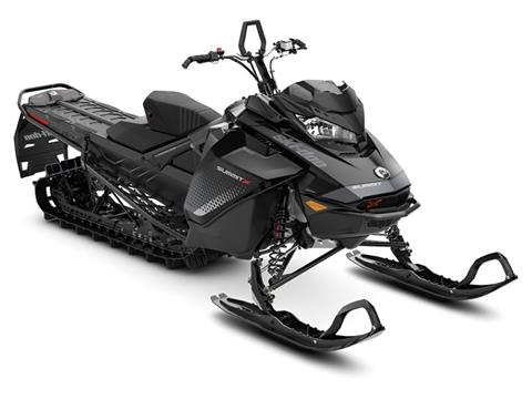 2019 Ski-Doo Summit X 154 850 E-TEC ES PowderMax Light 3.0 S_LEV in Baldwin, Michigan