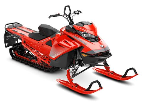 2019 Ski-Doo Summit X 154 850 E-TEC ES PowderMax Light 3.0 S_LEV in Wilmington, Illinois