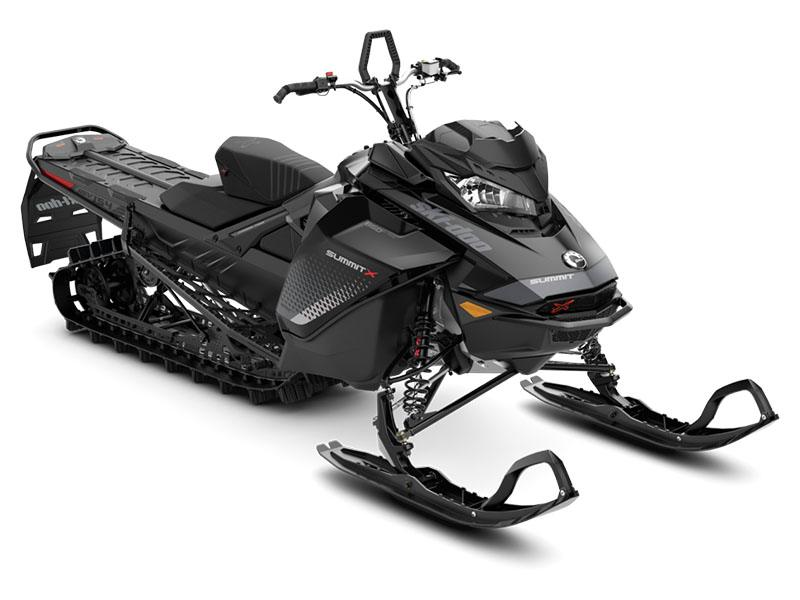 2019 Ski-Doo Summit X 154 850 E-TEC SS PowderMax Light 2.5 H_ALT in Boonville, New York