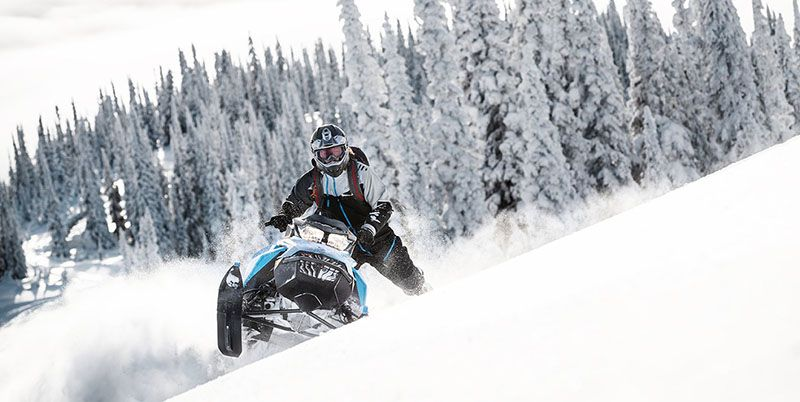 2019 Ski-Doo Summit X 154 850 E-TEC SS PowderMax Light 3.0 H_ALT in Fond Du Lac, Wisconsin