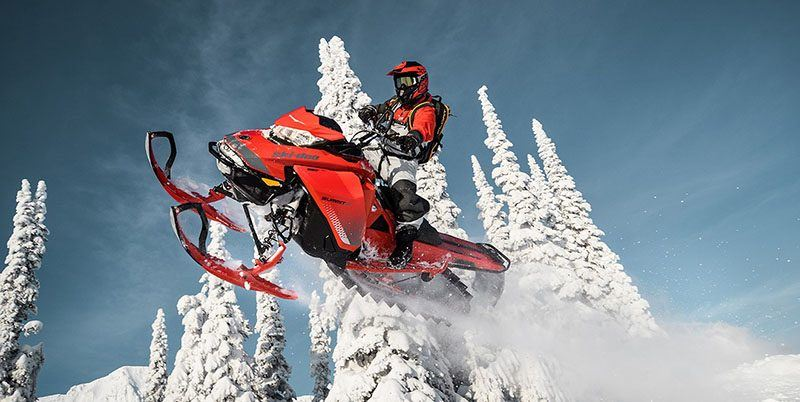 2019 Ski-Doo Summit X 165 850 E-TEC ES PowderMax Light 2.5 H_ALT in Colebrook, New Hampshire
