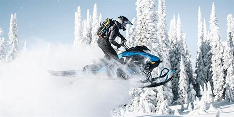 2019 Ski-Doo Summit X 165 850 E-TEC ES PowderMax Light 2.5 H_ALT in Fond Du Lac, Wisconsin