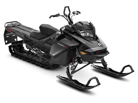2019 Ski-Doo Summit X 165 850 E-TEC ES PowderMax Light 2.5 S_LEV in Baldwin, Michigan