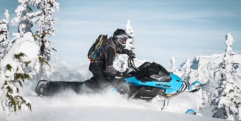2019 Ski-Doo Summit X 165 850 E-TEC SS PowderMax Light 2.5 H_ALT in Island Park, Idaho