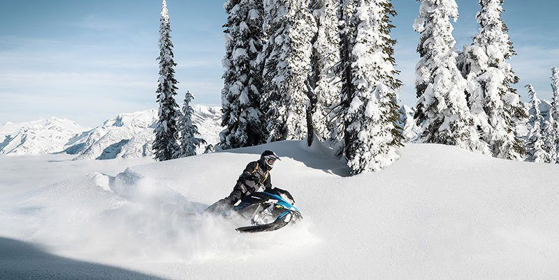 2019 Ski-Doo Summit X 165 850 E-TEC SS PowderMax Light 2.5 S_LEV in Moses Lake, Washington