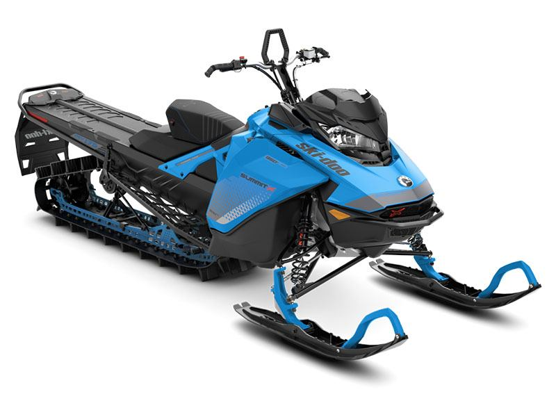 2019 Ski-Doo Summit X 175 850 E-TEC ES PowderMax Light 3.0 w/ FlexEdge SL in Speculator, New York - Photo 1