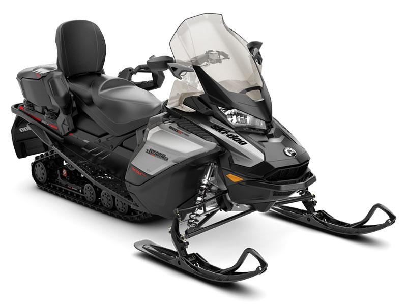 2019 Ski-Doo Grand Touring Limited 600R E-Tec in Augusta, Maine - Photo 1