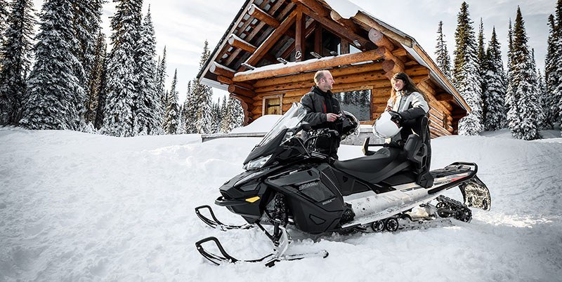 2019 Ski-Doo Grand Touring Limited 600R E-Tec in Rapid City, South Dakota